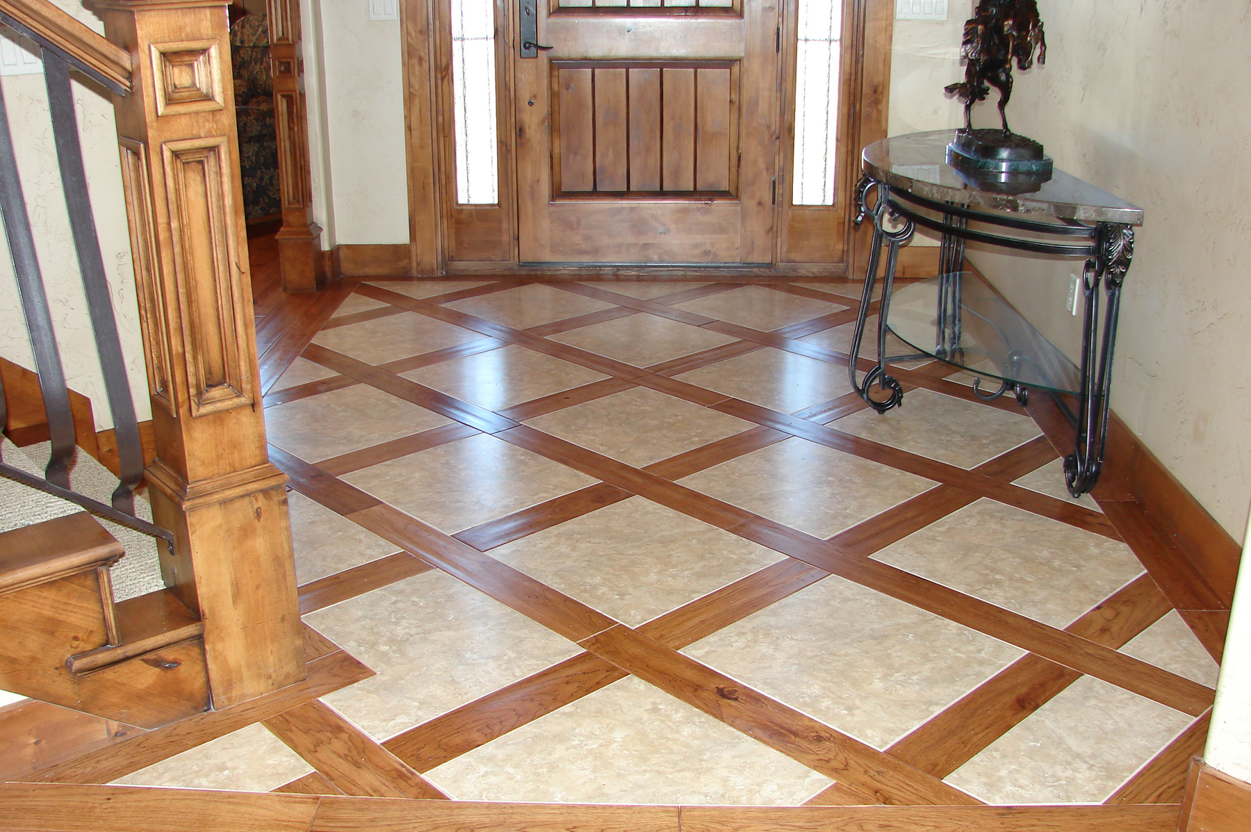 Carsons custom hardwood floors utah hardwood flooring other hardwood floor with tile 3 dailygadgetfo Choice Image