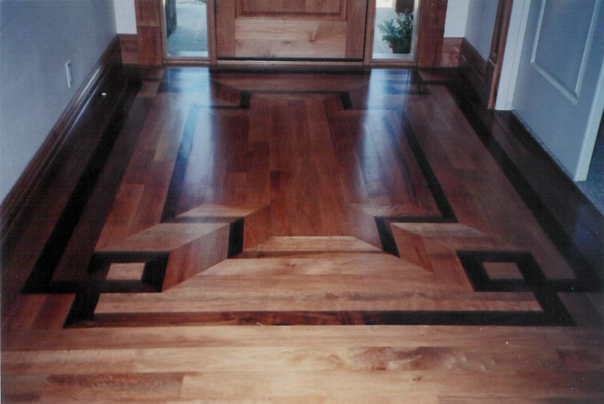 Carson s custom hardwood floors utah hardwood flooring for Floor decoration designs